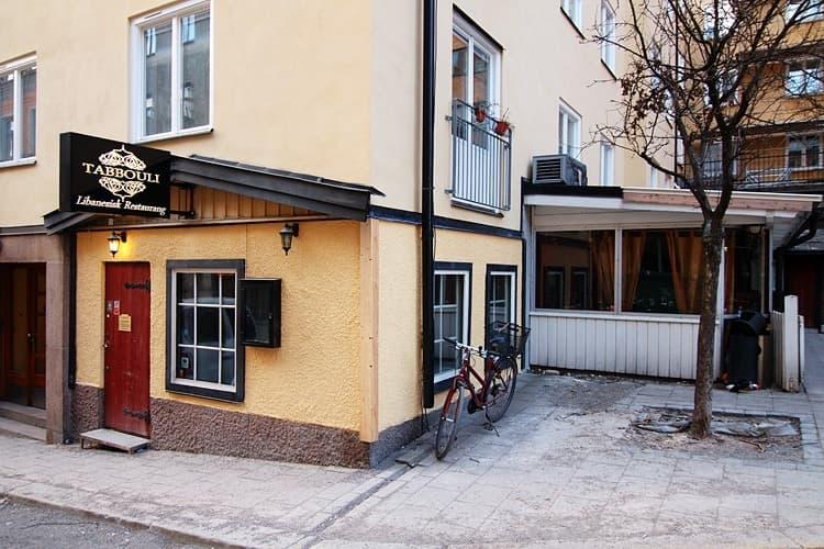 Tabbouli Södermalm