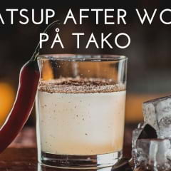 Thatsup-event: After work på Tako