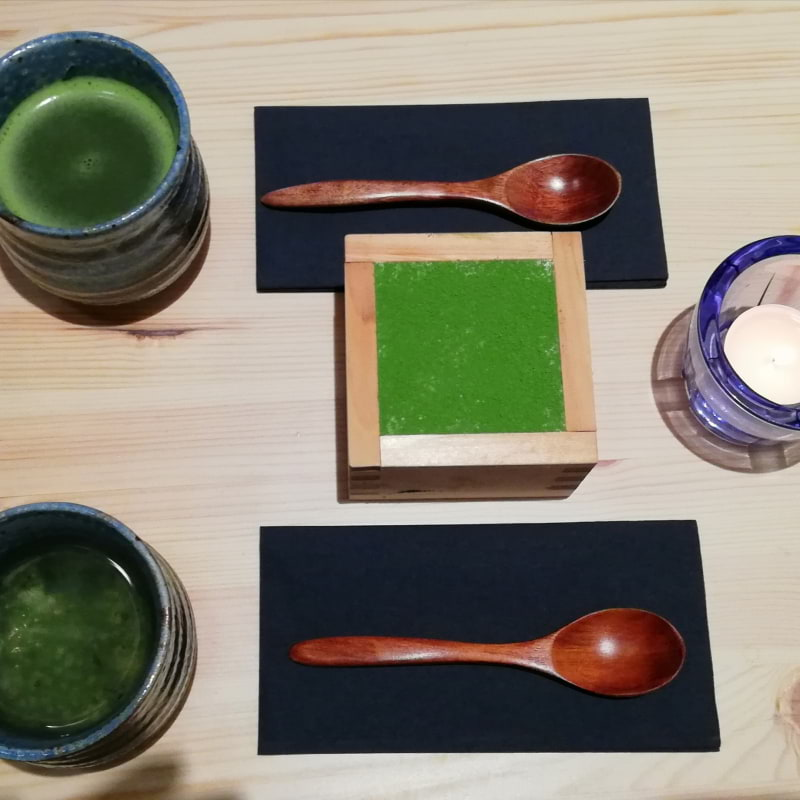 Matcha tiramisu – Photo from Take Ramen by Lina G.