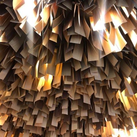 Häftigt tak – Bild från Take Ramen av Annelie V.