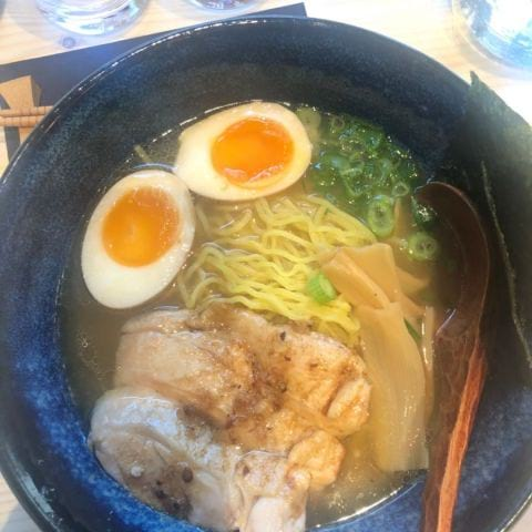 Photo from Take Ramen by Annelie V.