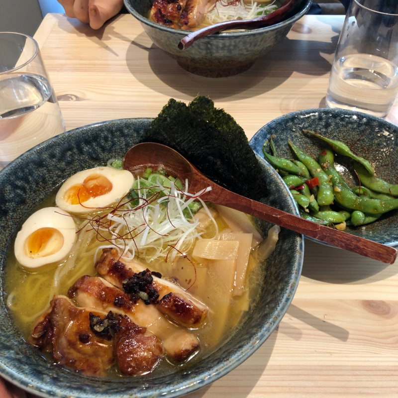 Photo from Take Ramen by Claudia F.