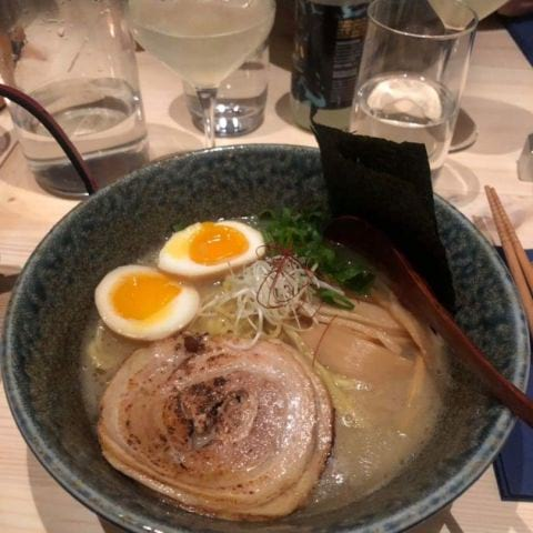 Photo from Take Ramen by Kristoffer R.