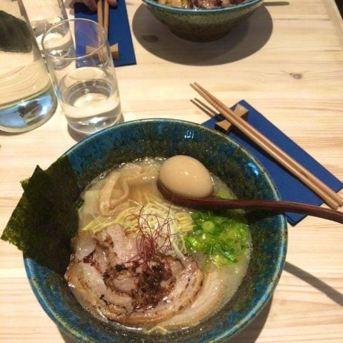 Tonkotsu (fläsk) – Photo from Take Ramen by Adam L.