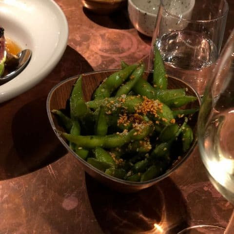 Edamame – Photo from Tako by Fredrik J.