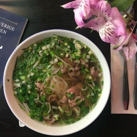 Beef phở – Bild från Taste of Vietnam av Cosma-Shanti M.