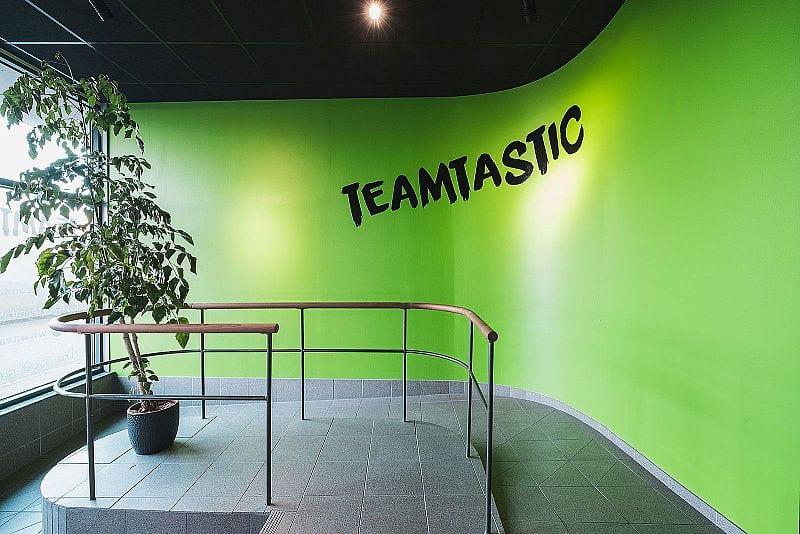 Teamtastic