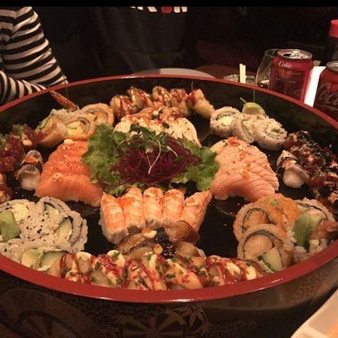 Bild från Tezukuri sushi av Mythu L.