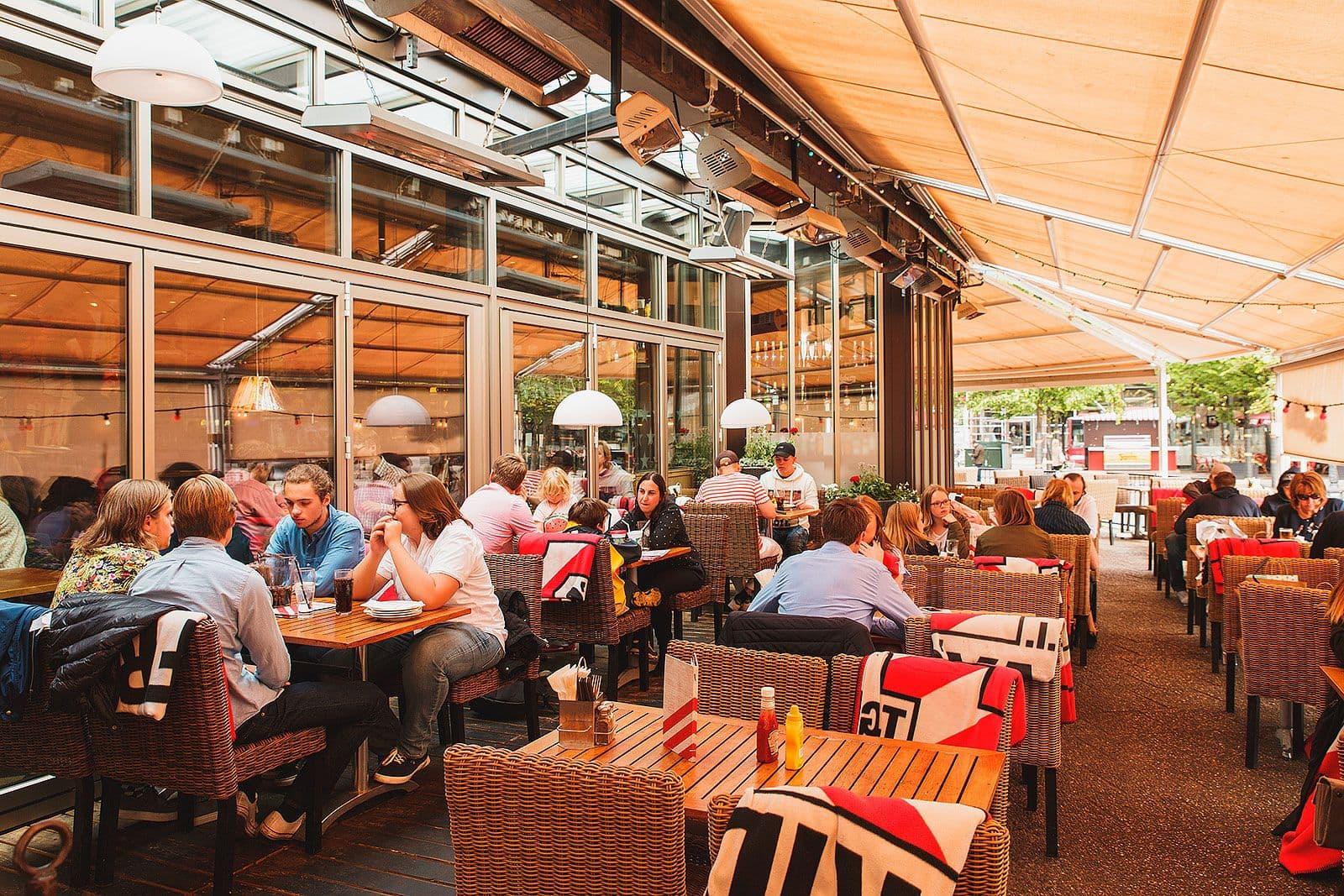 restauranger kungsträdgården stockholm
