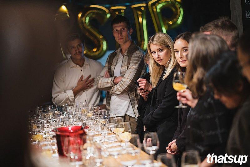 Thatsup-event: Silent Disco & Vodkaprovning på Folkparken