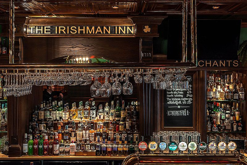 The Irishman Inn
