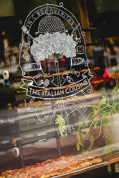 The Italian Cousins Odengatan