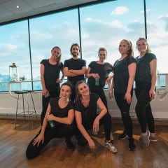 Thatsup-event: Workout på Clarion Sign