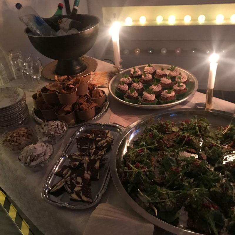 Mat från Body Buddy – Bild från Thatsup-event: Måla och Skåla av Jessica K.