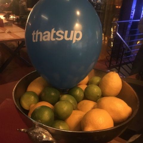 Bild från Thatsup-event: Silent Disco & Vodkaprovning på Folkparken av Mimmi S.