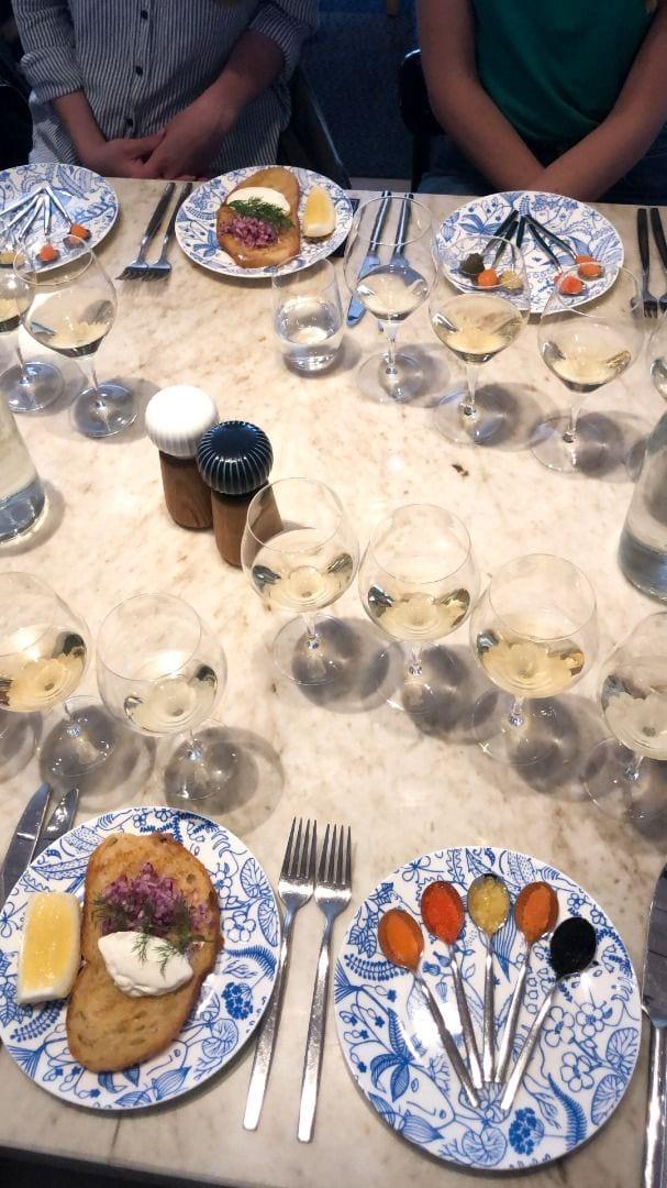 Bild från Thatsup-event: Löjromsprovning & brunch på Lykke & Löjromsbaren av Ida B.