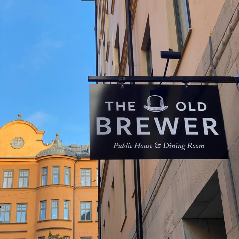 Photo from The Old Brewer by Martin D.