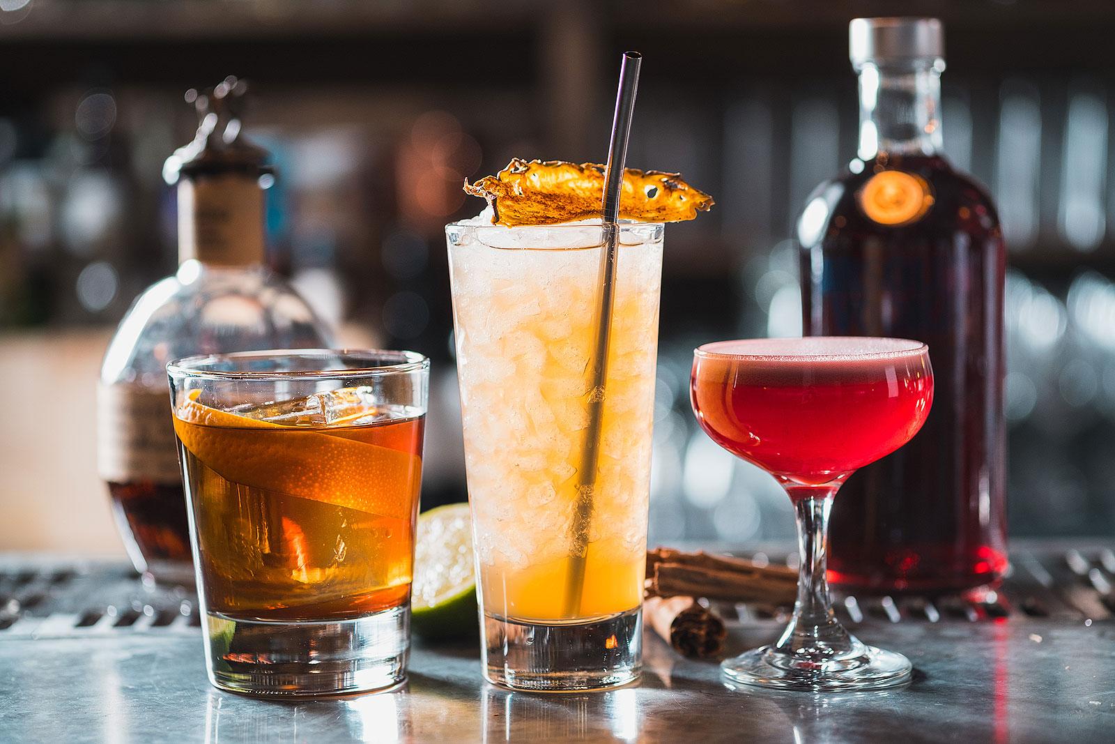 Blanda en stockholm cocktail som pa tjoget