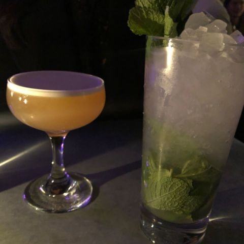Sidechick & ginger mojito – Photo from Tjoget by Mythu L.