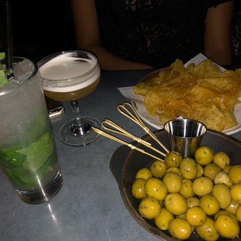 Chips & Oliver – Bild från Tjoget av Mythu L.