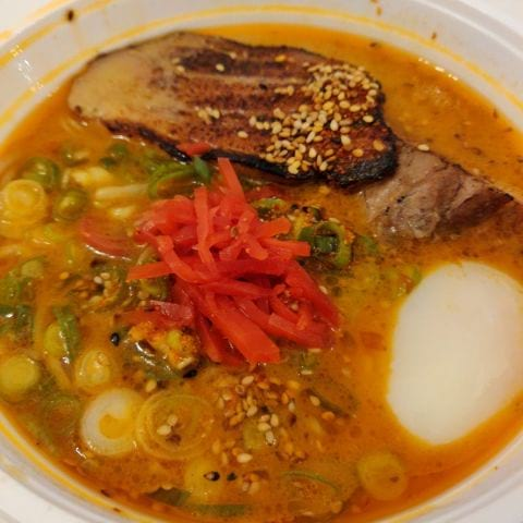 Photo from Totemo Ramen by Michel R.