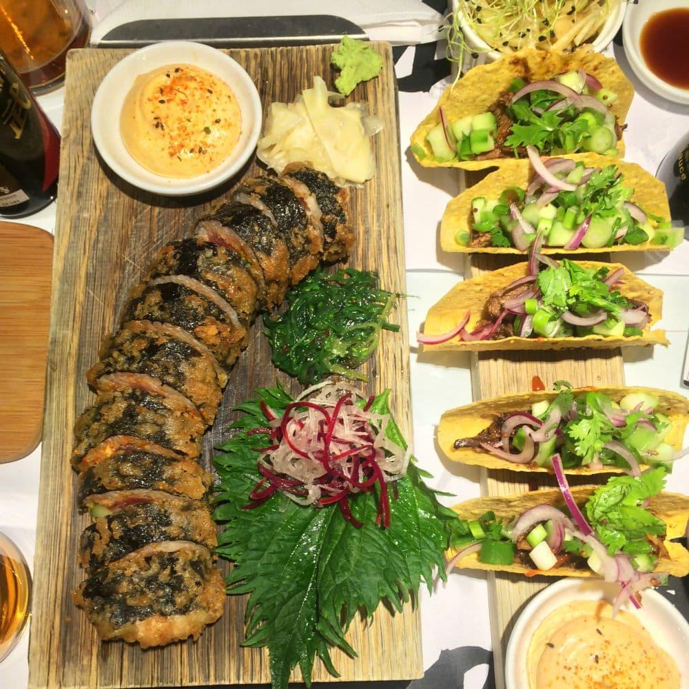 Bild från Tokyo Diner av Fredric E.
