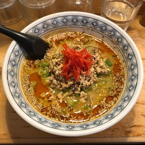 Vegan Spicy Ramen – Photo from Totemo Ramen by Sophie E.