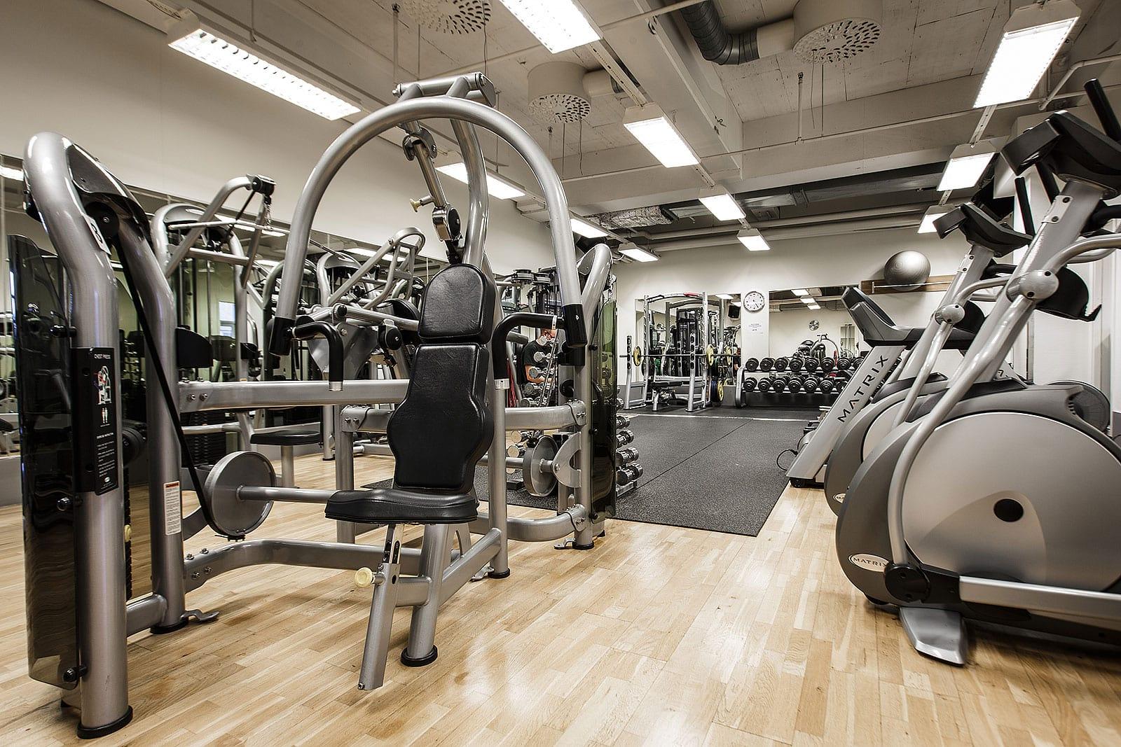 Stockholm Stad Gym