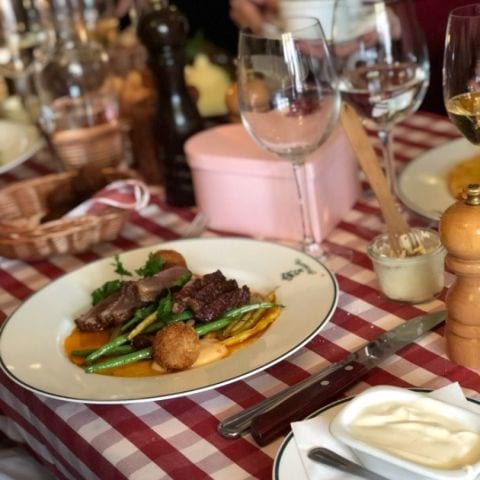 Valentinslunch – Photo from Tranan by Agnes L.