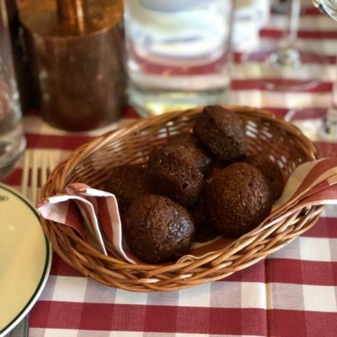 Brödet, BRÖDET! – Bild från Tranan av Agnes L.