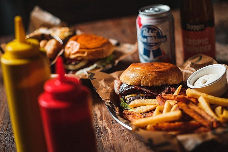 Tugg Burgers Uppsala