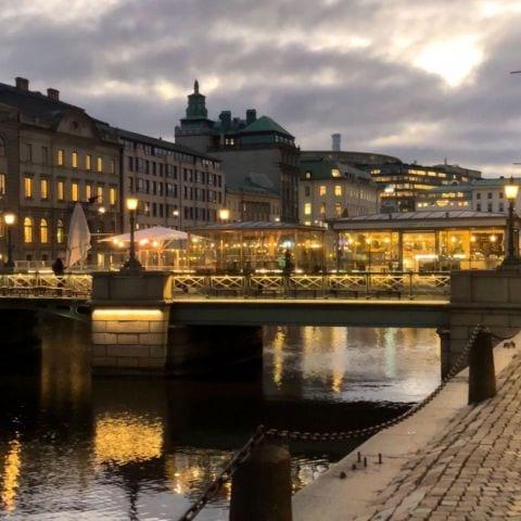 Bild från Tyska Bron av Ida B.