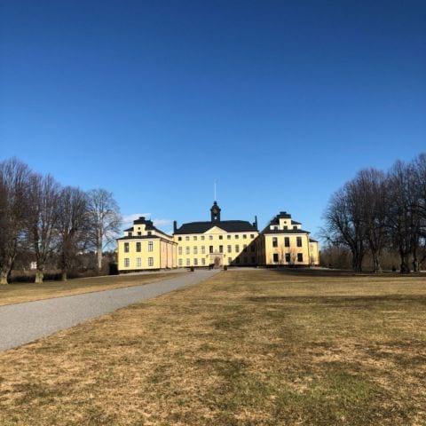 Bild från Ulriksdals slottscafé av Ida B.