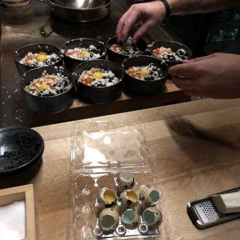 Chirashisushi, poke bowl typ – Bild från Unn av Adam L.