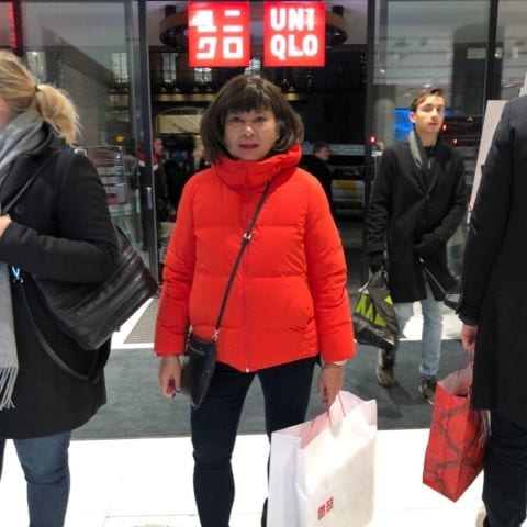 Hi... I flew all the way from Gothenburg to Stockholm today(Sat 15/Dec) just to visit your store and – Bild från Uniqlo av Tassi J.