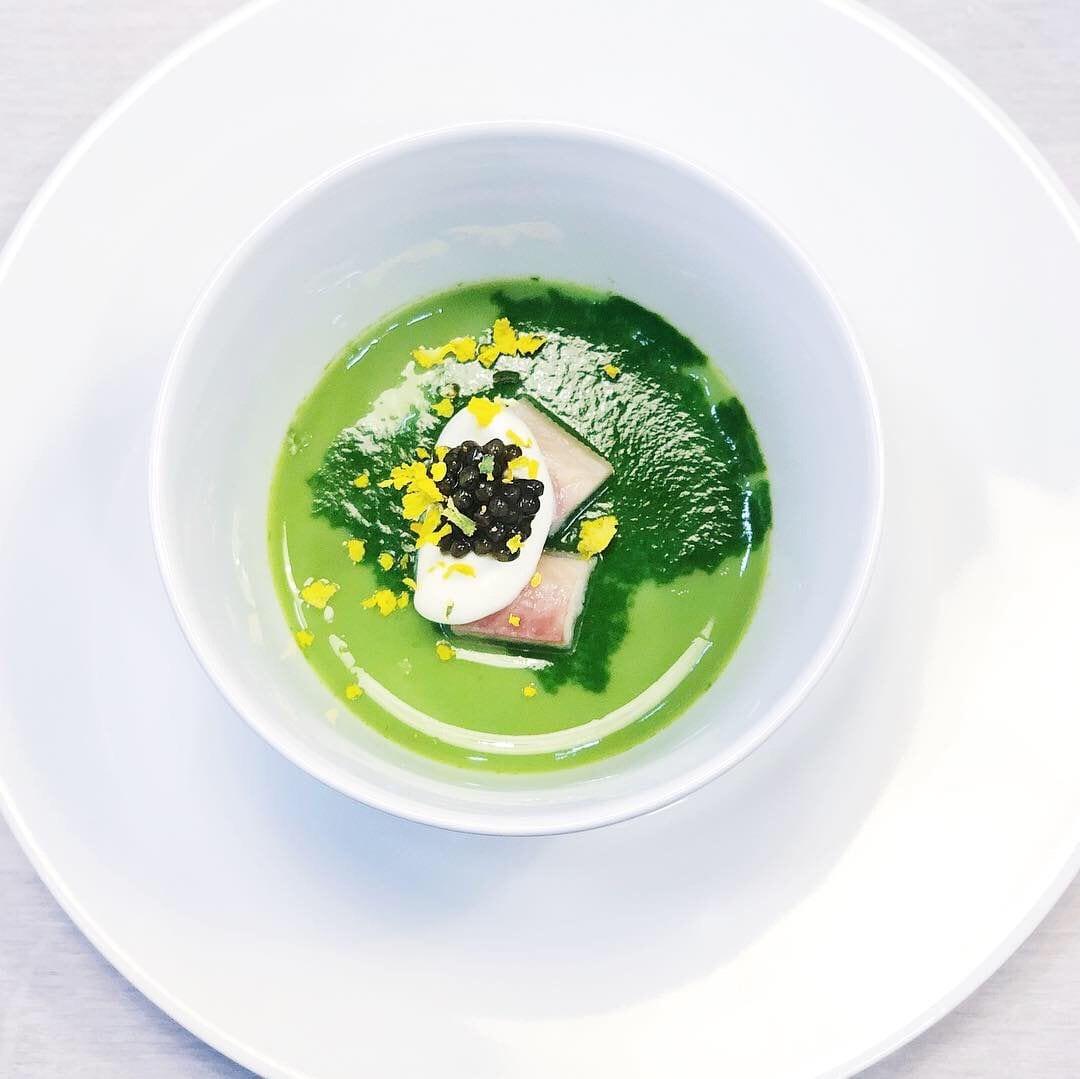 Bild från Upper House Dining av Malin C.