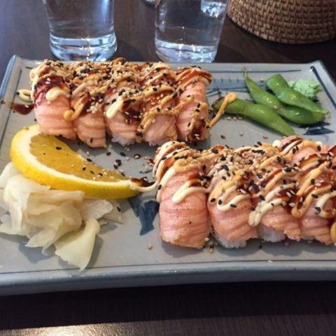 Helenas på Vanadis Sushi Bar – Bild från Vanadis Sushi Bar av Peter B.