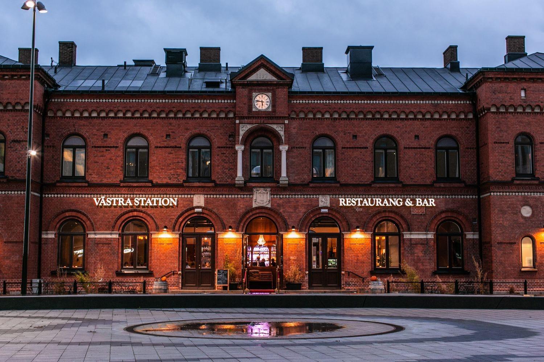 Bild från Västra Station Restaurang & Bar av Jonas R.