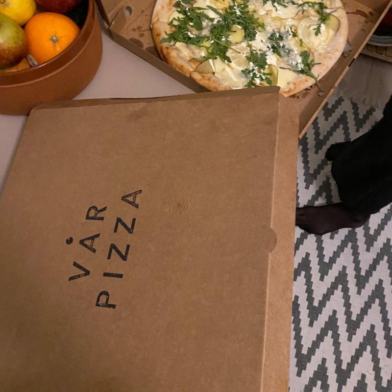 Photo from Vår Pizza by Caroline L.
