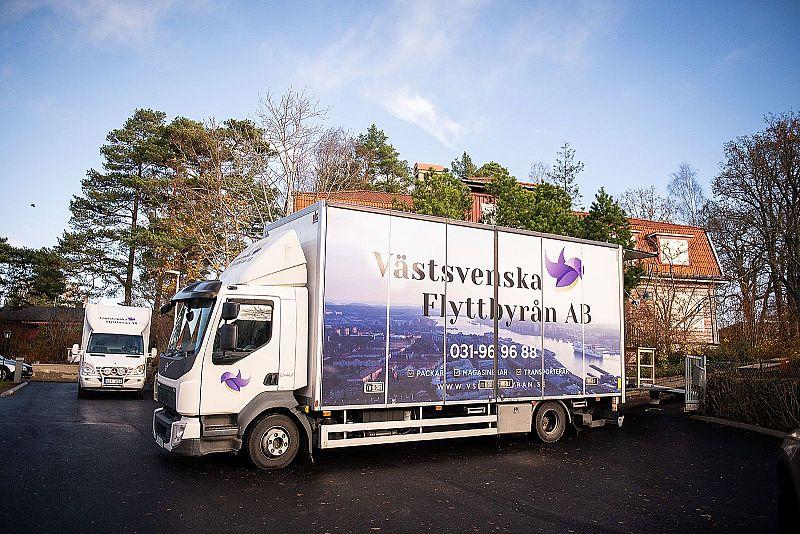 Västsvenska Flyttbyrån