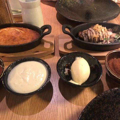 Efterrätt – Bild från Videgård Restaurant Sturegallerian av Mythu L.