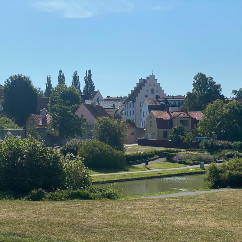Utsikt – Bild från Villa Alma av Adam L.