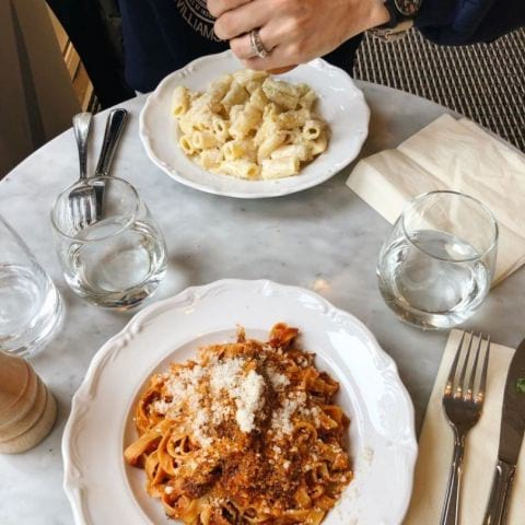 Photo from Vissani Pasta by Maria G.
