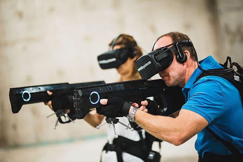 VREX Virtual Reality
