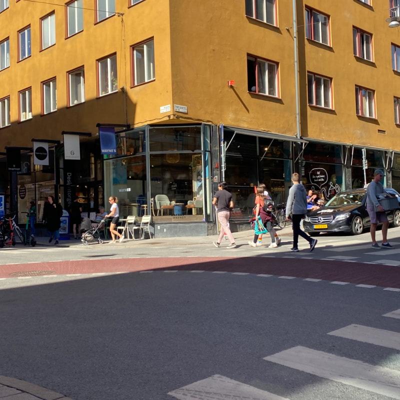 Bild från Wayne's Coffee Götgatan 31 av Peter B.