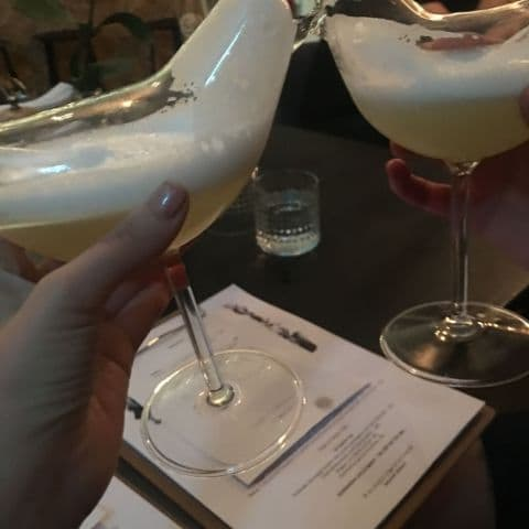 Pisco Sour – Photo from Warung by Ioana M.