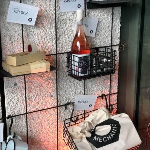 Egen butik – Bild från Wine Mechanics av Agnes L.