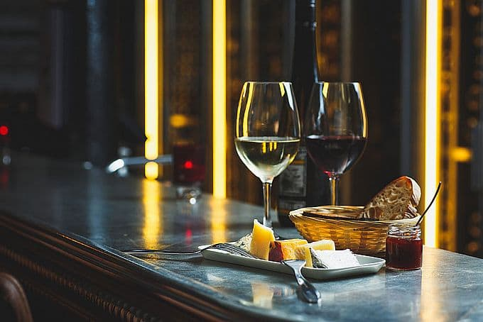 wijnjas