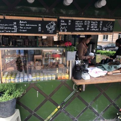 Photo from Woodstockholm Kiosk by Elin E.