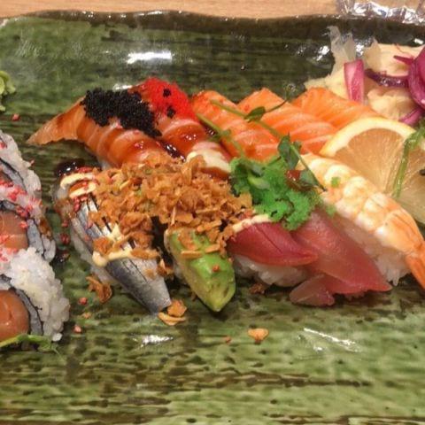 Bild från Yume Sushi av Mythu L.